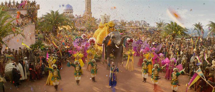 Alamo Drafthouse North Richland Hills throws an ALADDIN-themed Street Bazaar Grand Opening Community Party Inbox
