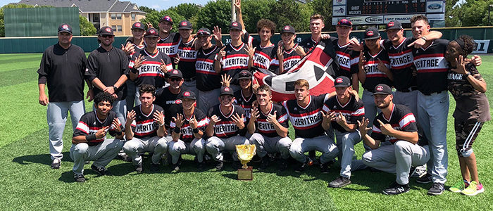 GCISD: CHHS Baseball Heads to UIL State Tournament