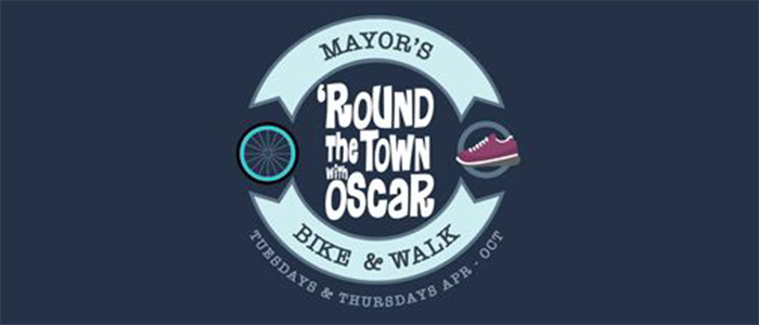NRH: 'Round the Town with Oscar Walk