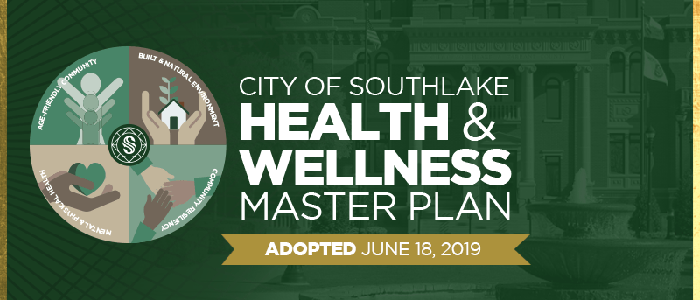 City of Southlake Adopts Health and Wellness Master Plan