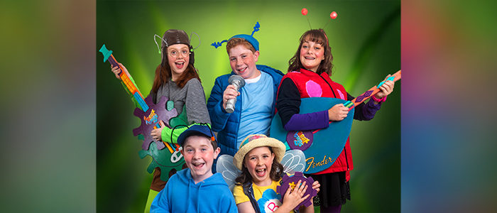 Beat Bugs: A Musical Adventure Opening at Artisan Center Theater
