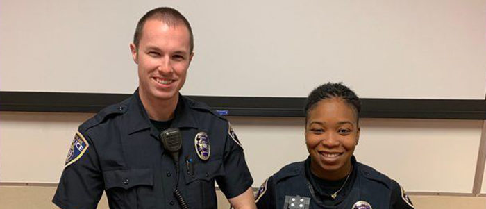 Southlake Police Department Welcomes Two Lateral Transfers