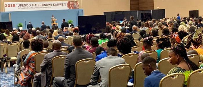 "North Texas Hosts ""Love Never Fails"" Swahili Convention"