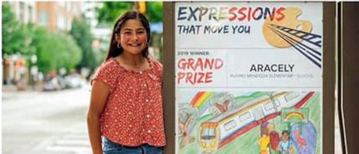 Fort Worth: Student artwork fills downtown bus shelters