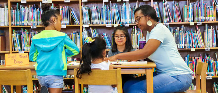 Read Fort Worth launches effort to recruit 1,000 reading volunteers