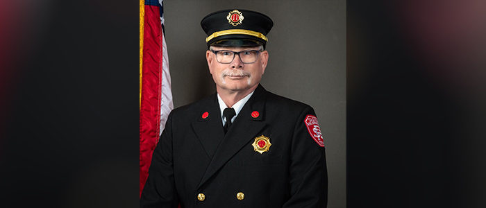 Saginaw Fire Captain Darrell Gilbert Announces Retirement After 33+ Years Of Service