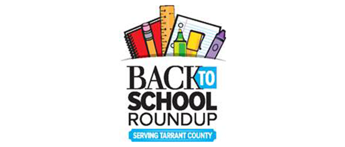 July 10 Press Conference for Tarrant County Back to School Round Up