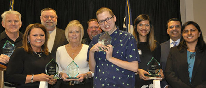 Euless: 2018 Volunteers of the Year Awarded