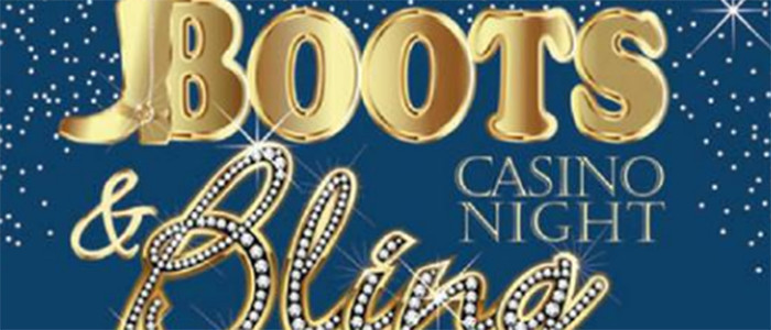 North Texas SNAP Boots & Bling Casino Night