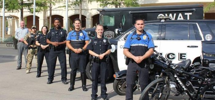 Colleyville Police Dept. Earns State Honor
