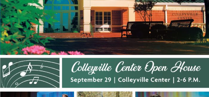 Colleyville Center Open House on Sept. 29