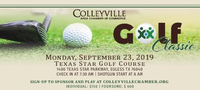 Upcoming Colleyville Chamber Event