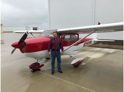 North Richland Hills resident Volunteer Pilot celebrates 100th flight milestone