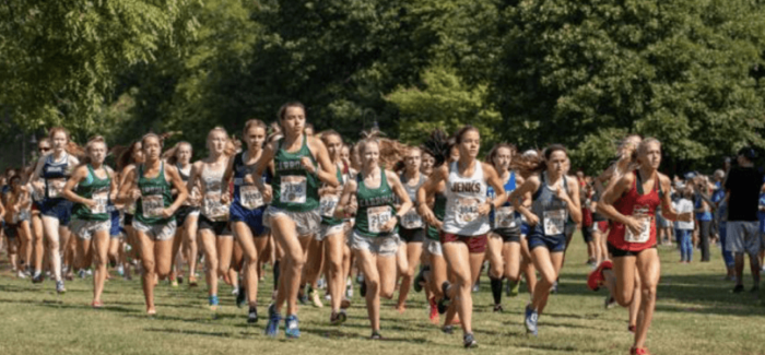 Carroll Elite Cross Country Continues Hot Start at Chile Pepper Festival; Varsity Shines At Reunion Run