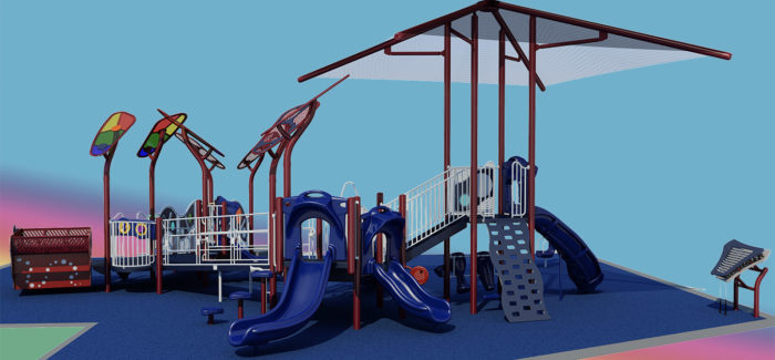 New All Access Playground to Open in Haltom City