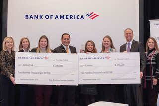 Bank of America Awards Funding and Leadership Training to Bedford's 6 Stones