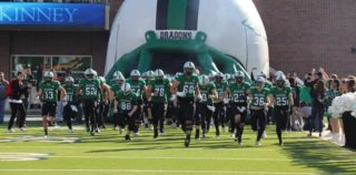 Twenty-Two Dragon Football Players and Trainers Earn Academic All State