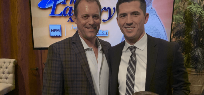 Coach Dodge Named 2019 Tom Landry Coach of the Year