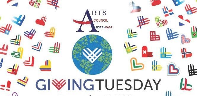 Arts Council #GivingTuesday your donation will make a difference