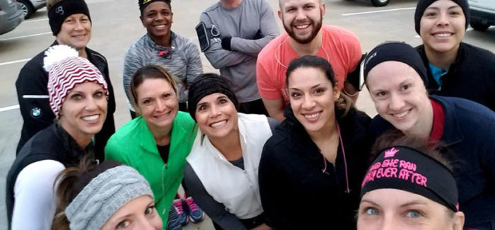 Community Challenge, a fun way to get fit in 2020, runs through March 1