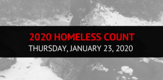 Volunteers needed for Jan. 23 homeless count
