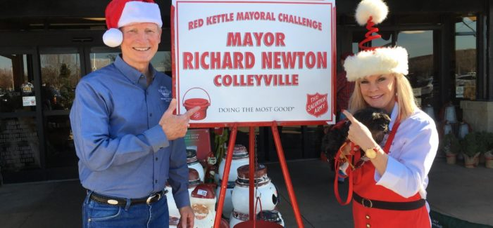 Nine Area Mayors Competed to Raise Over $134,000 for The Salvation Army
