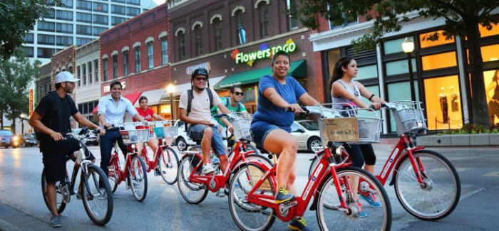 Fort Worth Bike Sharing racks up strong numbers in 2019