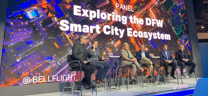 Bell reveals the city of the future at Consumer Electronics Show