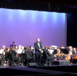 Young People's Concerts for Mansfield ISD