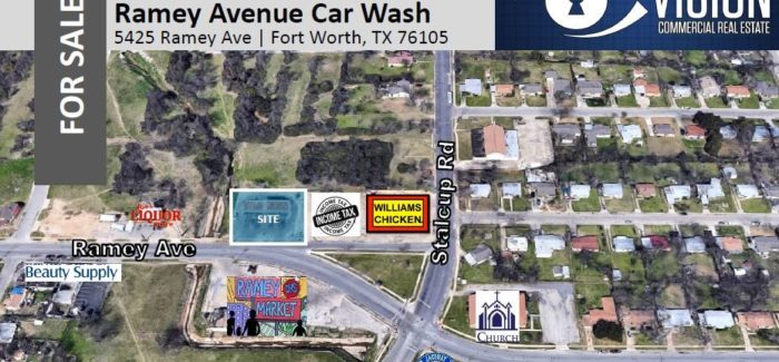 Fort Worth – Street maintenance coming to Ramey Avenue
