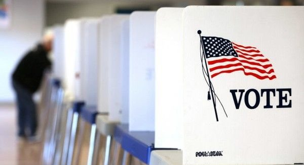 Primary Election Day March 3