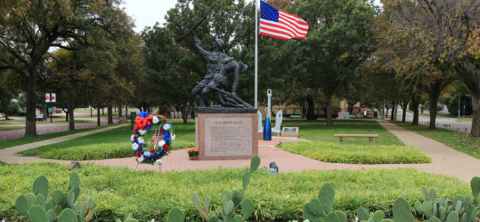 Give a boost to Vietnam War memorial in Fort Worth