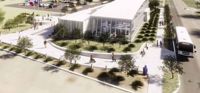 Kids of all ages invited to celebrate the groundbreaking for Fort Worth's first youth library