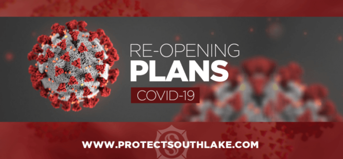 Governor Abbott Reveals COVID-19 Re-Opening Plans