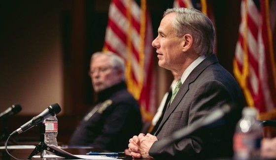 Governor Abbott Announces Texas Military Department, Prestige Ameritech Partnership To Increase Mask Production