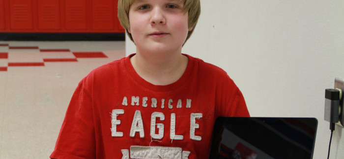 NISD Issues Tablets to Secondary Students