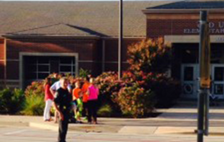 Students and SRO's Head Back-to-School!