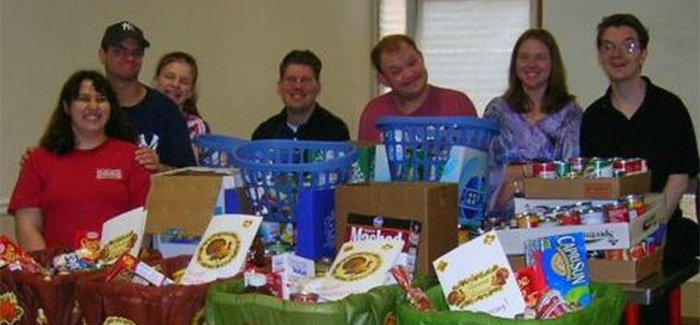 North Texas Special Needs Assistance Partners (SNAP) Packs the Pantry for Seniors in Need
