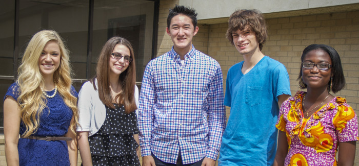 Northwest ISD Announces Seven Commended Scholars, Two Outstanding Participants