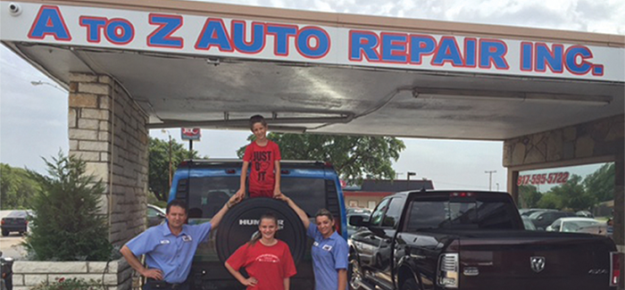 A To Z Auto >> North Richland Hills Business Spotlight On A To Z Auto