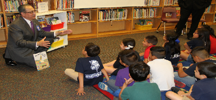 Irving ISD Reads! 10@10