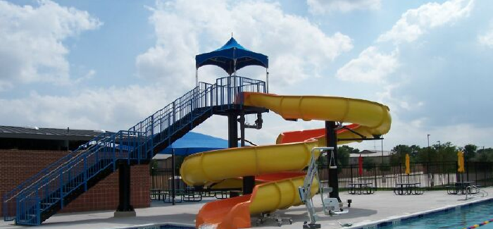 Summer Time is Swim Time at the Saginaw Aquatic Center!