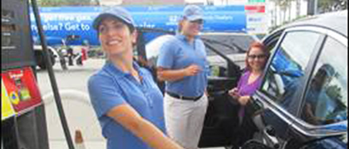 North Texas Honda Dealers Surprise Honda Drivers With An Exclusive Random Act Of Helpfulness: Free Gas!
