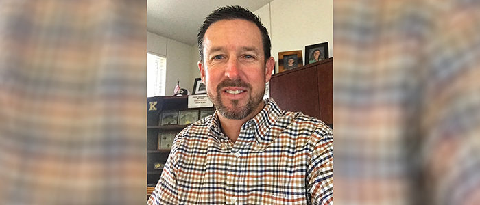 Brian Carter Named NISD's Chief Financial Officer