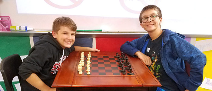 HEB ISD: Euless Jr. High Game Club is a Big Hit