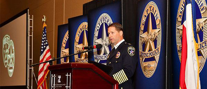 Residents Invited to Irving Police Blue Tie Banquet