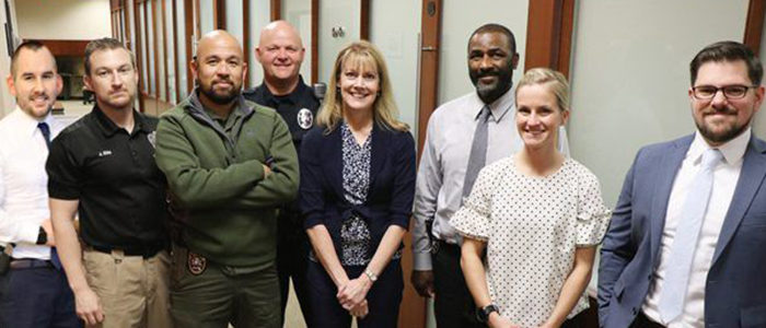 Southlake Police CID Commended by City Manager