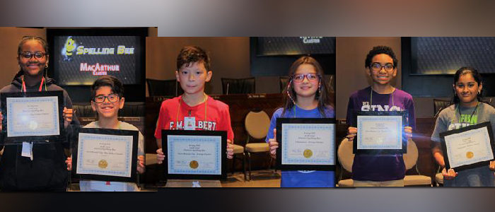 Irving ISD: District Spelling Bee Results Are In