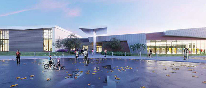 City to Break Ground March 1 on New East Arlington Library, Rec Center
