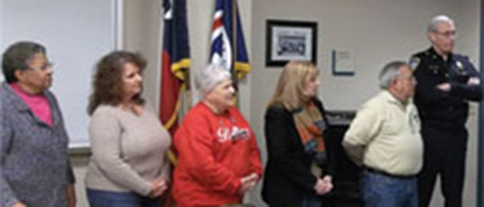 Euless: Citizens Police Academy Classes  Begin February 21